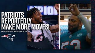 Kyle Van Noy's Reported Return & MORE Free Agency Frenzy! | New England Patriots