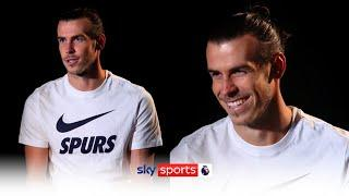 Gareth Bale on why he returned to Spurs, being unhappy at Real Madrid & his best Tottenham moment!