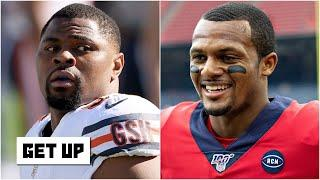 How far could the Bears go with Deshaun Watson as their QB? | Get Up