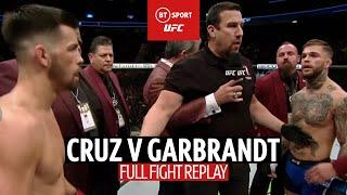 Dominick Cruz v Cody Garbrandt full fight | One of the greatest title fight performances ever!