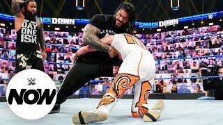 Will Rey Mysterio get payback for Roman Reigns' attack on Dominik?: WWE Now, June 11, 2021