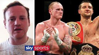 George Groves opens up on the AGONY of losing to Carl Froch | Documentary