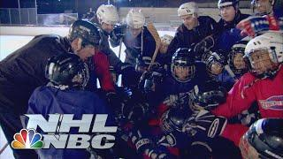 Willie O'Ree inspires a new generation of ice hockey players in Harlem | Hockey Culture | NBC Sports