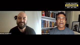 Vitor Belfort Ready For ONE Debut | ONE@Home Interview