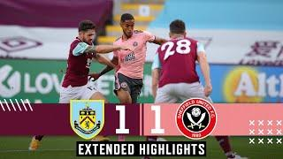 Burnley 1-1 Sheffield United | Extended Carabao Cup highlights