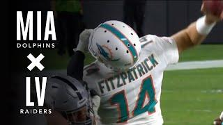 """""""IT'S GOOD! The Dolphins are gonna win this game!"""" 