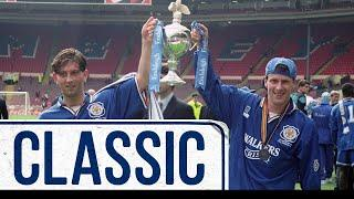 Claridge Sends City Into The Premier League | Leicester City 2 Crystal Palace 1 | Classic Matches