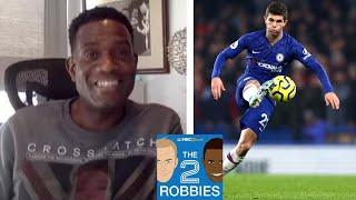 Assessing Christian Pulisic's first season with Chelsea so far | The 2 Robbies Podcast | NBC Sports