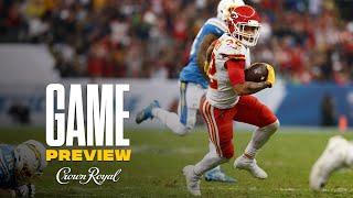 Game Preview for Week 2 | Chiefs vs. Chargers