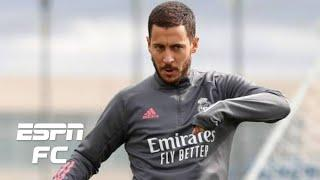 Eden Hazard is BACK for Real Madrid: Should Zinedine Zidane start him? | ESPN FC Extra Time