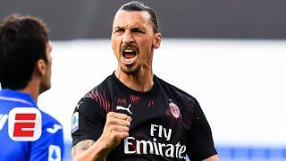 Zlatan Ibrahimovic has the leverage in AC Milan negotiations for next season - Marcotti | ESPN FC