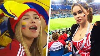 10 FUNNIEST AND MOST BEAUTIFUL FANS IN SPORTS - 4