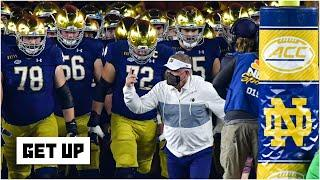 How Notre Dame's win vs. Clemson impacts the College Football Playoff | Get Up