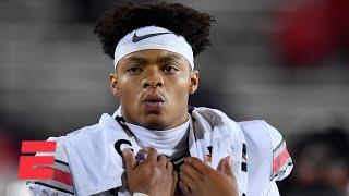 Justin Fields explains why he is petitioning for Ohio State fall football | Keyshawn, JWill & Zubin