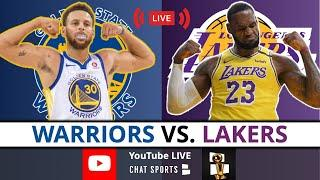 Warriors vs. Lakers NBA Play-In Live Streaming Scoreboard, Play-By-Play, Stats, Highlights, Updates