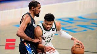 How the Nets are limiting Giannis and the Bucks | KJZ
