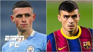 Man City's Phil Foden or Barcelona's Pedri: Who will be the breakout player of 2021?   ESPN FC