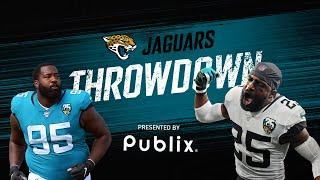 Jaguars Throwdown: Abry Jones vs. DJ Hayden