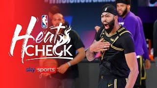 Is Anthony Davis LeBron's best ever teammate? | Heatcheck | Hot or Not