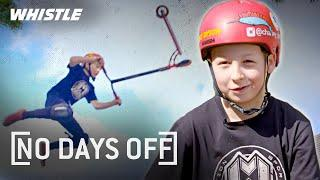 11-Year-Old INSANE Scooter Skills   Charley Dyson