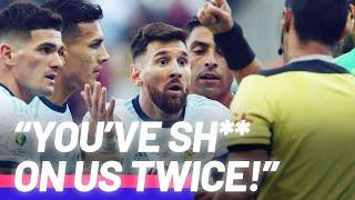 6 times Lionel Messi completely lost it | Oh My Goal