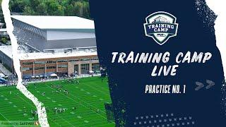 LIVE: August 12th Practice of 2020 Seahawks Training Camp