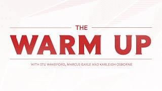 The Warm Up: DERBY DAY special and the first look inside the tunnel at our new home