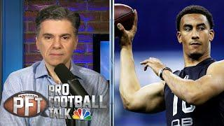 Could Jordan Love drive Aaron Rodgers away from Packers? | Pro Football Talk | NBC Sports