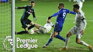 Leicester City go second with win at Leeds United | Premier League Update | NBC Sports