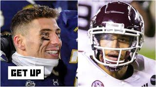 Why did Notre Dame make the College Football Playoff over Texas A&M? | Get Up