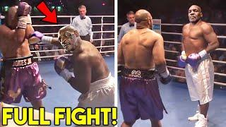 *WOW* MIKE TYSON vs ROY JONES JR FULL K.O FIGHT HIGHLIGHTS ~OLD DOGS EDITION 2020 EXHIBITION~