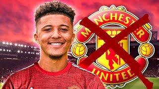Why Manchester United Failed To Sign Jadon Sancho!