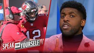 Tom Brady is clearly under more pressure than Arians this weekend — Acho | NFL | SPEAK FOR YOURSELF