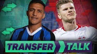OFFICIAL: Manchester United Confirm Alexis Sanchez Move To Inter Milan?! | Transfer Talk