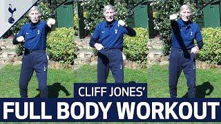 FULL BODY WORKOUT | 85-year-old Cliff Jones shares INCREDIBLE fitness routine