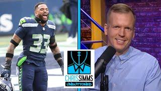 How Jamal Adams handled transition to Seattle (FULL INTERVIEW) | Chris Simms Unbuttoned | NBC Sports