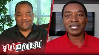 Isiah Thomas speaks on Michael Jordan, The Last Dance, & Pistons' legacy | NBA | SPEAK FOR YOURSELF