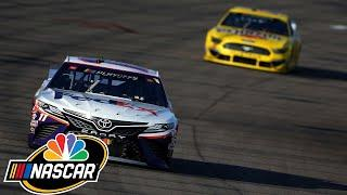 Coke Family Racing Highlights from South Point 400 | Motorsports on NBC