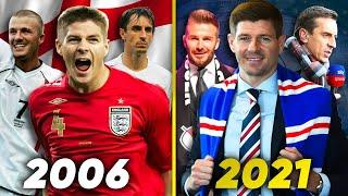 England's Golden Generation: Where Are They Now?