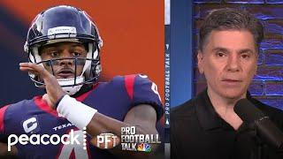 PFT PM Mailbag: Would Texans trade Deshaun Watson to AFC team? | Pro Football Talk | NBC Sports