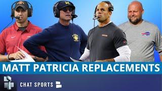 Top 10 Candidates To Replace Matt Patricia As Next Detroit Lions Head Coach In 2021