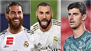 Real Madrid's Most Important: Sergio Ramos, Karim Benzema or Thibaut Courtois? | ESPN FC