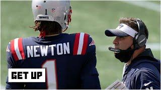 What is Cam Newton & Josh McDaniels' long-term future with the Patriots? | Get Up