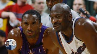 How big was Michael Jordan's influence on Kobe Bryant? | Jalen & Jacoby
