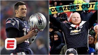 Did Manchester United help the Glazers & Tampa Bay Buccaneers get Tom Brady? | ESPN FC