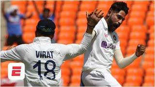 India's bowling has been RELENTLESS | India vs. England, 4th Test, Day 1 | ESPNcricinfo