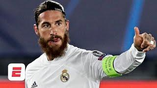 Could Sergio Ramos leave Real Madrid for PSG or Manchester City? | ESPN FC