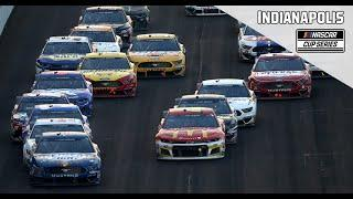 The Brickyard 400 | NASCAR Cup Series Full Race Replay from Indianapolis Motor Speedway