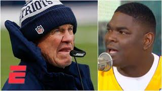 Keyshawn still sees the Patriots as a playoff team despite barely beating the Jets | KJZ