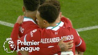 Diogo Jota heads Liverpool into 2-1 lead over Sheffield United | Premier League | NBC Sports